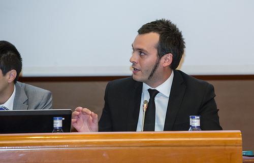 Mesa redonda sobre CPS - Congreso Basque Industry 4.0