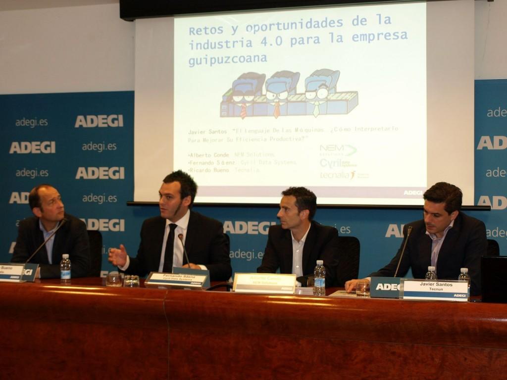 Adegi - Jornada Industry 4.0