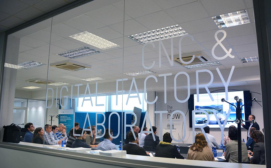 La Tecnología al servicio de la transformación del sector de la máquina herramienta