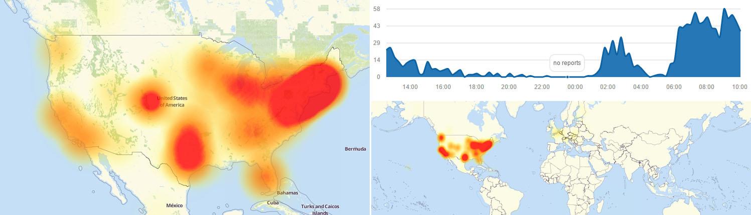 Repercusiones ataque DDoS Dyn Oct16