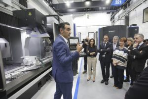 Nace el Digital Grinding Innovation Hub