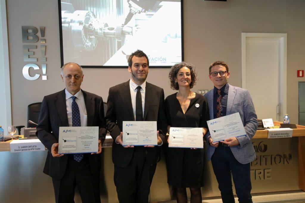 Savvy recibe el Premio a la Innovación
