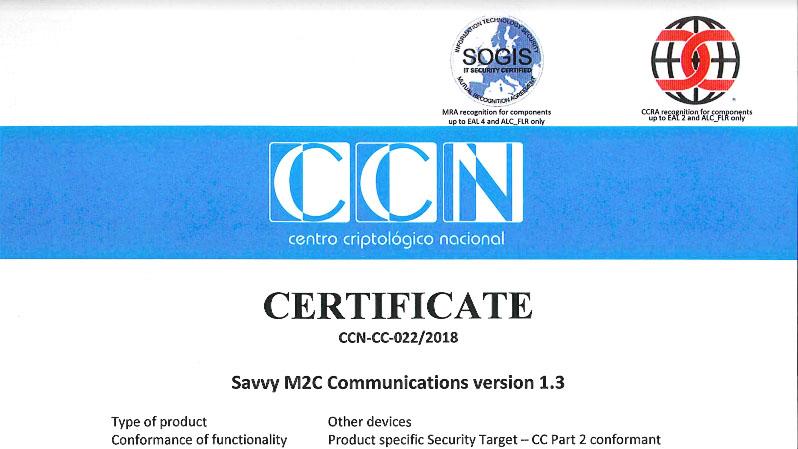 Certificación ISO/IEC 15408:2009, ISO/IEC 18045:2008 y Common Criteria