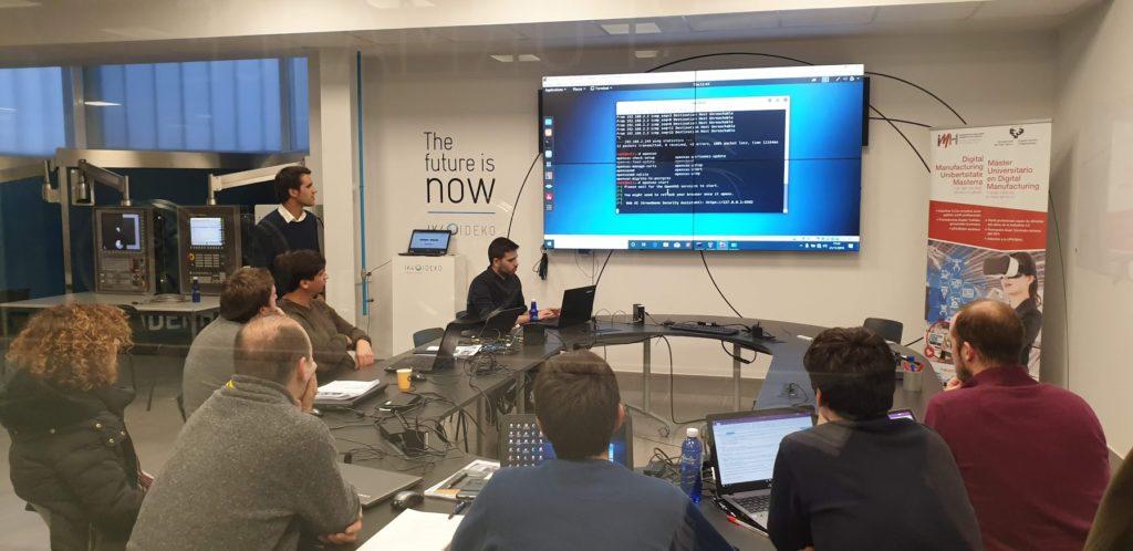 Clase práctica utilizando OpenVAS y Kali Linux para hacer un test de penetración